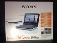Sony, lecteur DVD portable