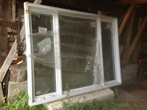 New window never installed worth $1100
