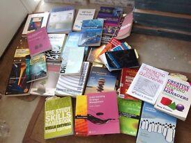 College / Uni business management books