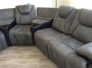 Amazingly comfortable barely used couch