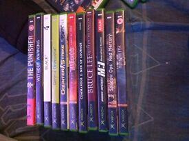 original xbox games (24 games)