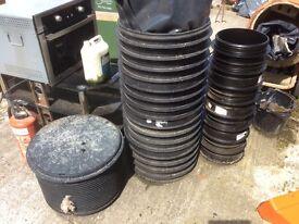 Drainage parts