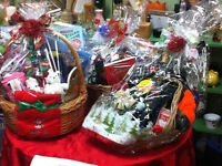Christmas Raffle Baskets Fundraiser!