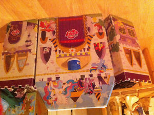 My little pony collection and castle