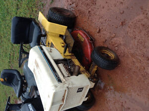 Cub cadet model 76 for sale