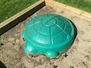 Tortue sable / jeux d'eau - turtle for sand or water