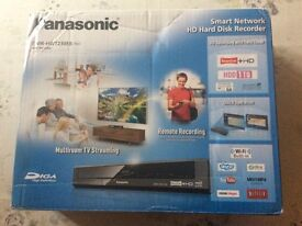 Panasonic Freeview HD Recorder
