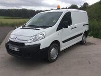 CITROEN DISPATCH 1200 XTR 2 LITRE TURBO DIESEL 2009 58 REG 70 000 MILES