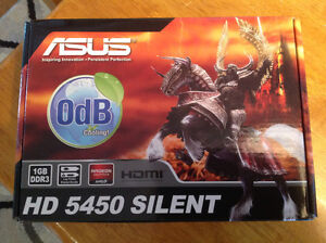 Asus, Graphic card.  HD 5450 Silent