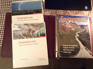 Geosystems: An Introduction to Physical Geography,4th Ed+Lab man