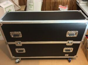 Lockable ACL Storage protective case