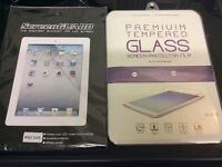 2 iPad Screen Protectors