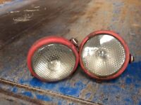 MF Tractor Lights