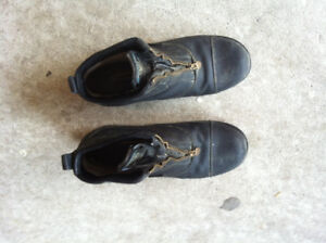 ARIAT WINTER PADDOCK BOOTS SIZE US9 (fits like an 8.5) FRONT ZIP