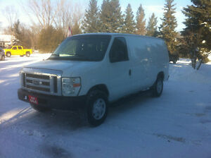 2008 FORD E250 CARGO VAN   SALE $1000 OFF