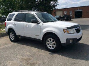 2008 Mazda tribute 4x4 xxxtra clean
