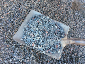 ASPHALT GRINDINGS AND OTHER RECYCLED MATERIAL FOR SALE