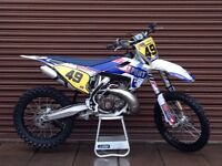 Husqvarna TC 250 2017. Delivery Available *Credit & Debit Cards Accepted*