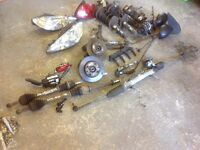 Selection of Peugeot 206 parts spares repair cheap prices