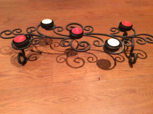 Candle holders/partylite
