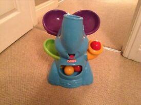 Child elephant play toy