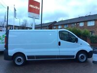 £15ph Cheap Van Hire with Man late evening or week end availible for removal