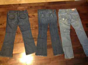 Designer jeans in good condition London Ontario image 2