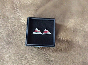 Coors Light Cufflinks