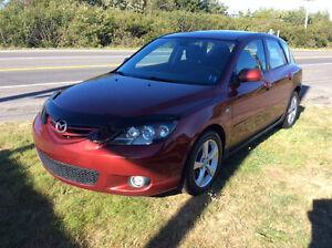 2006 Mazda Mazda3 Sport GS Hatchback