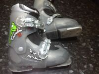 Roxa Chameleon Adjustable Ski Boots Size 180 MM to 215 mm