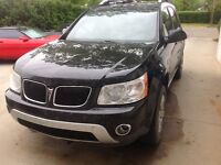 Fully loaded 2008 Pontiac Torrent great shape SUV, Crossover