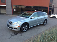 2006 Mercedes-Benz R-Class 500 SUV, Crossover