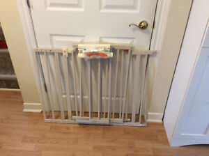 Multi-Use Decorative Extra Tall Walk-Thru Gate
