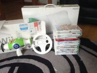 NIntendo Wii and Wii Fit bundle £120