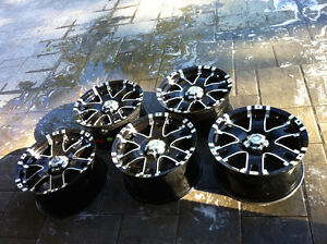 5 mags Ultra Wheels Jeep