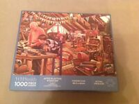 Jigsaw Puzzle Attic Playtime. 1000 pieces