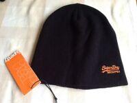 SuperDry Beanie Hat