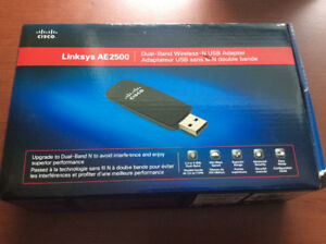 Linksys wireless-n USB adapter