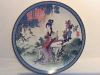 Chinese porcelain limited-edition collector plates