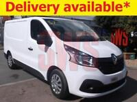 2014 Renault Trafic SL27 Business + DC 1.6 EX LEASE