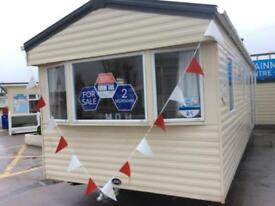 Static Caravan Felixstowe Suffolk 2 Bedrooms 6 Berth ABI Vista 2011 Felixstowe
