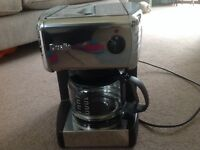 Dualit filter coffee maker