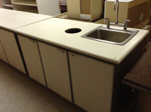 Stainless Steel Kitchen Stations (Prices Reduced!)