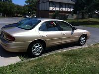 Must Sell - 2002 Oldsmobile Intrigue GX Sedan - E-tested