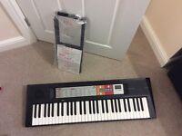 Yamaha keyboard digital psr-f50