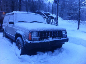 1994 Jeep Cherokee for Parts or Project