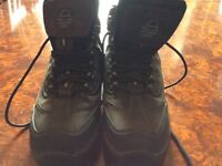 Brand new men's walking boots