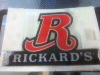 Enseigne Rickards Red