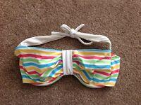 HOOLA halter neck bikini top
