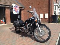 Honda Shadow VT750 Spirit